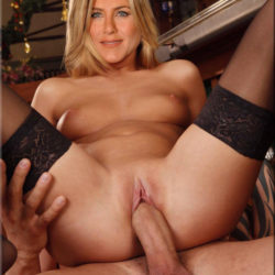 jennifer aniston fake porn in stockings